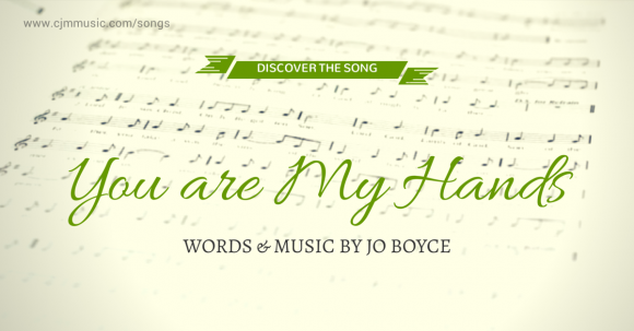 You are by Hands by Jo Boyce