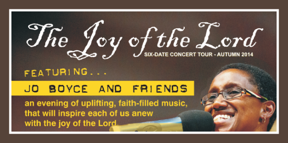 the joy of the lord cjm music tour