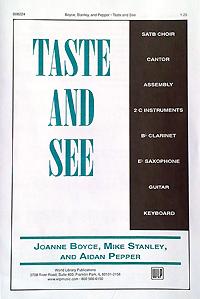 Taste & See otavo