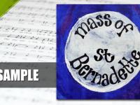 Mass of St Bernadette ~ Revised Translation [FREE DOWNLOAD]