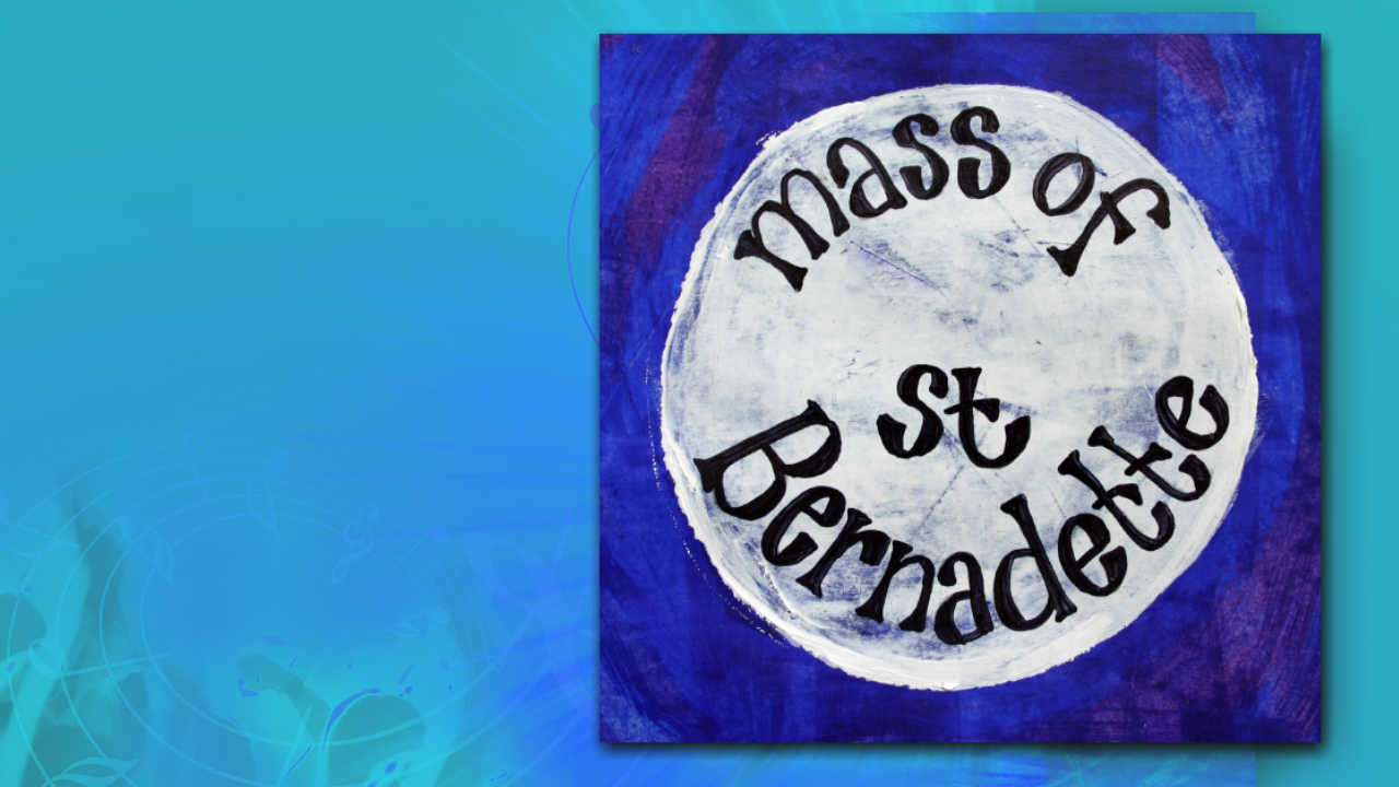 mass of st bernadette - cjm music