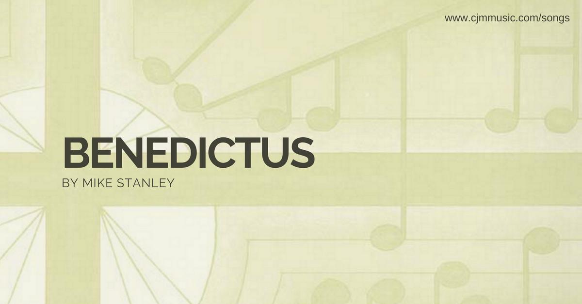 benedictus cjm music