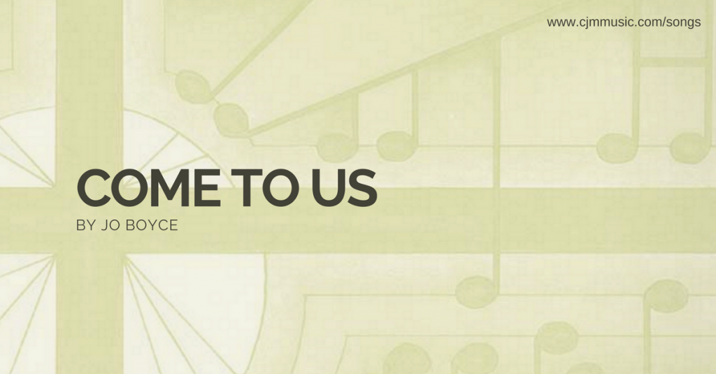 come to us cjm music