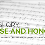 All Glory, Praise and Honour [Song]