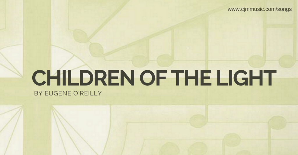 children of the light cjm music