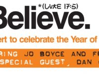 I Believe Concert tour – the final leg