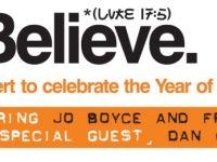 I Believe Concert tour – the final leg