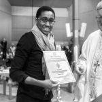 Ubi Caritas Award for Jo Boyce & Mike Stanley