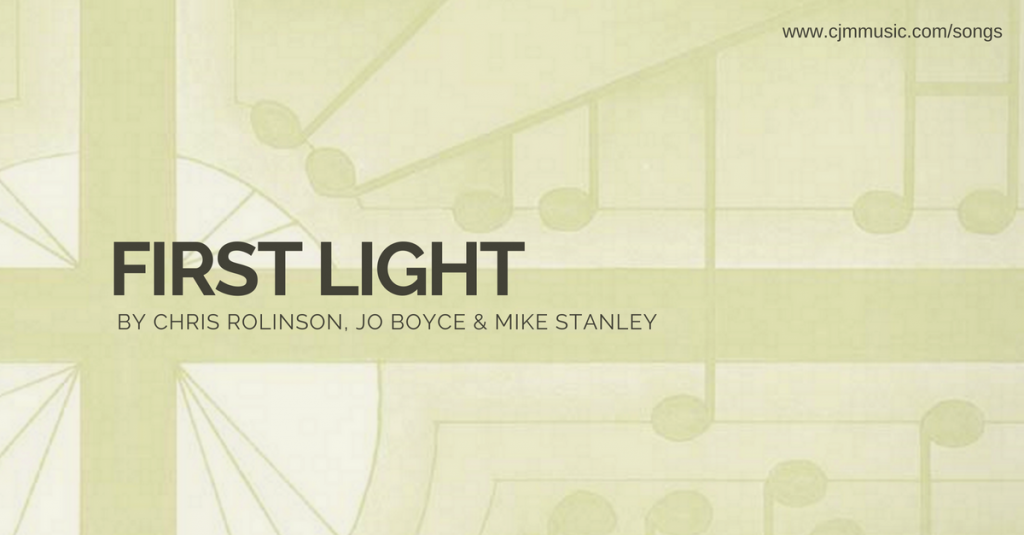 first light cjm music
