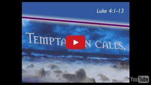 Temptation Calls ~ Scripture Reflection PowerPoint [FREE DOWNLOAD]