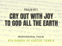 6th Sunday of Easter, Year A