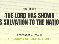 6th Sunday of Easter, Year B