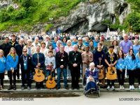 The Joy of Conversion ~ Round up of the music for our Pilgrimage to Lourdes 2014