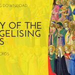 Litany of the Evangelising Saints for Proclaim 15 [FREE DOWNLOAD]