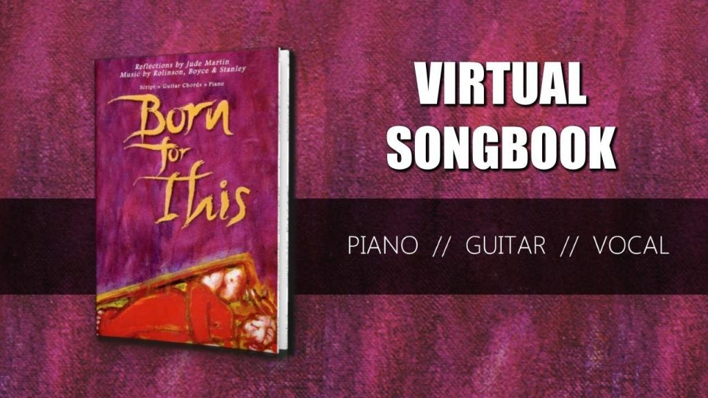 Born For This Virtual Songbook image