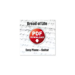 bread-of-life-piano-sheet-music-pdf