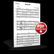 bread of life - sheet music - cjm music