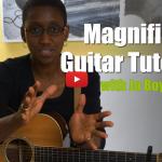 Magnificat Guitar Tutorial [Video]