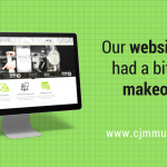 Our Website has had a bit of makeover