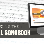 Introducing the VIRTUAL SONG BOOK