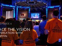 006 Embrace the Vision ~ In conversation with John Griffin [Podcast]