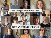Born for This Virtual Choir [Video]