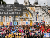 Join our virtual Lourdes pilgrimage