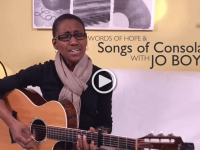 Songs of Consolation 'Live' Video Series