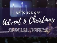 Give the gift of music with these Special Advent Offers