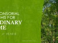 Responsorial Psalms for Ordinary Time, Year B (Part II)