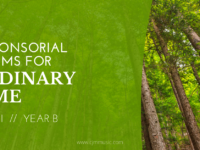 Responsorial Psalms for Ordinary Time, Year B (Part III)